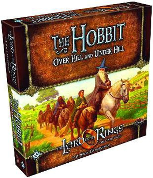 The Lord of the Rings The Card Game Lord of the Rings LCG The Hobbit Over Hill And Under Hill Saga Expansion