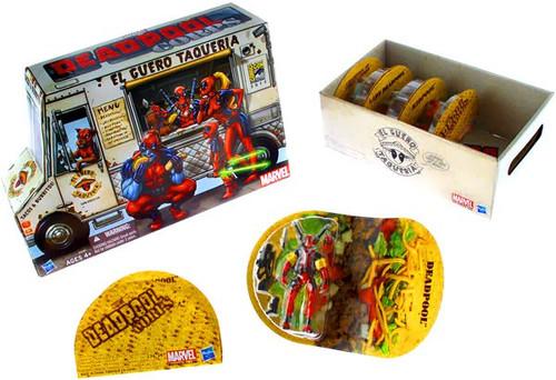 Marvel Universe Exclusives Deadpool Corps Exclusive Action Figure Set