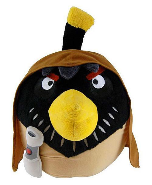 Star Wars Angry Birds Obi-Wan Kenobi Bird 8-Inch Plush
