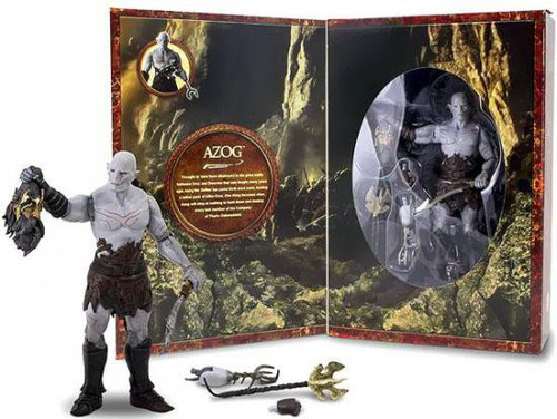 The Hobbit An Unexpected Journey Azog Exclusive Action Figure