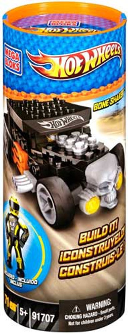 Mega Bloks Hot Wheels Bone Shaker Set #91707