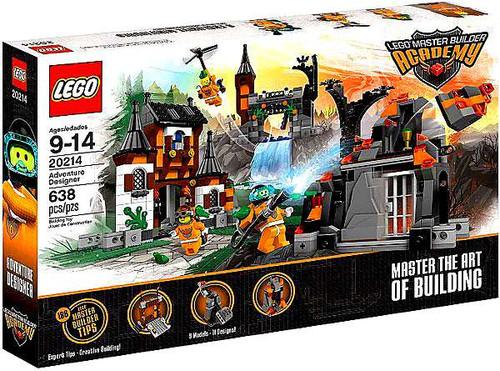 LEGO Master Builder Academy Adventure Designer Set #20214