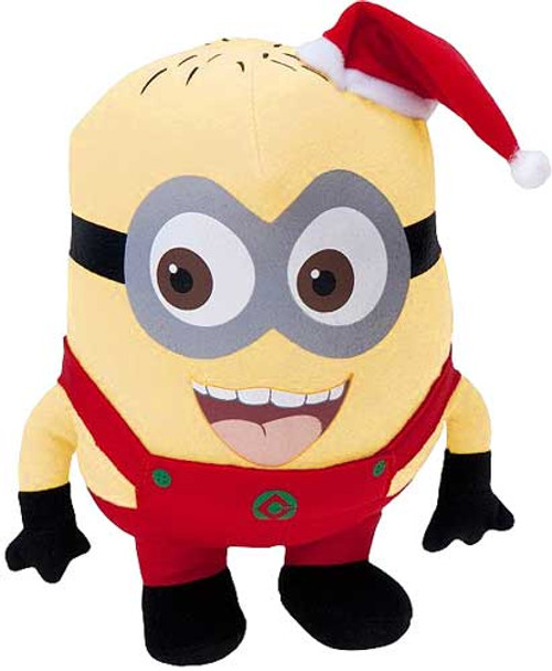 Despicable Me 2 Minion Jorge 9-Inch Plush Figure [Santa]