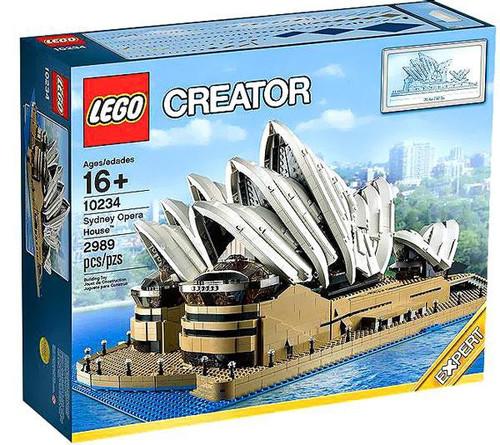 LEGO Creator Sydney Opera House Set #10234
