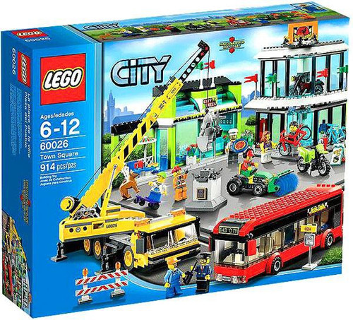 LEGO City Town Square Set #60026