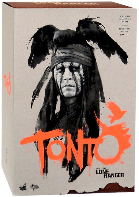 The Lone Ranger Movie Masterpiece Tonto 1/6 Collectible Figure