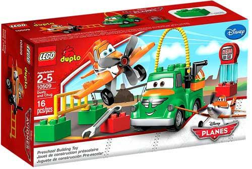 LEGO Duplo Disney Planes Dusty & Chug Set #10509