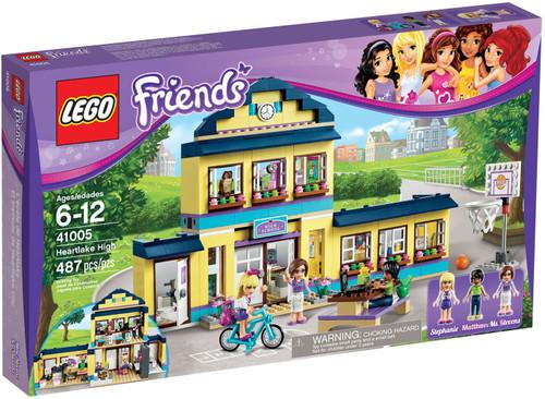 LEGO Friends Heartlake High Set #41005