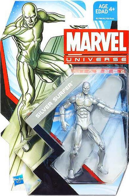 Marvel Universe Series 22 Silver Surfer Action Figure #1