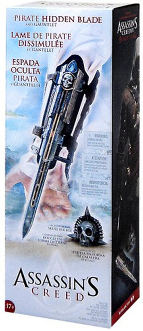 McFarlane Toys Assassin's Creed Hidden Blade & Gauntlet with Skull Buckle Life Size Prop Replica