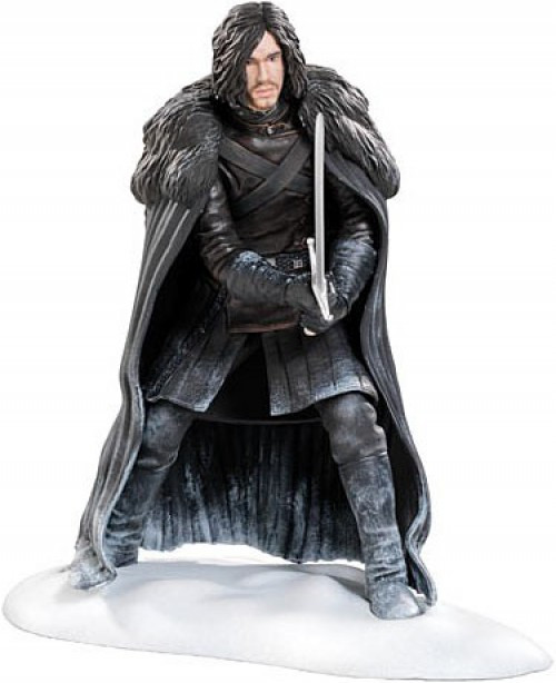 Game of Thrones Jon Snow 7.5-Inch Collectible Figure