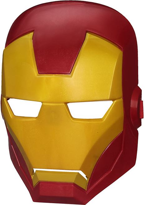 Marvel Avengers Assemble Iron Man Mask