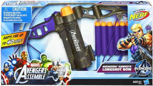 Marvel Avengers Assemble Avengers' Hawkeye Longshot Bow Roleplay Toy