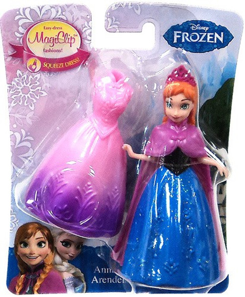 Disney Frozen Anna of Arendelle 3.75-Inch Figure