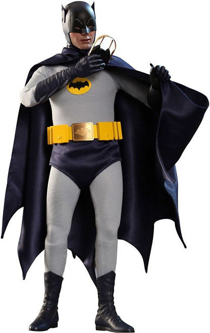 1966 TV Series Movie Masterpiece Batman 1/6 Collectible Figure