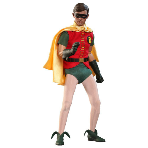 Batman 1966 TV Series Movie Masterpiece Robin 1/6 Collectible Figure