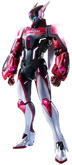 Tiger & Bunny Perfect Model Series Barnaby Brooks Jr. Action Figure