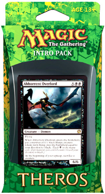 MtG Theros Devotion to Darkness Intro Pack
