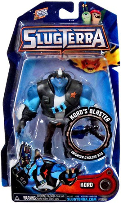 Slugterra Kord Action Figure