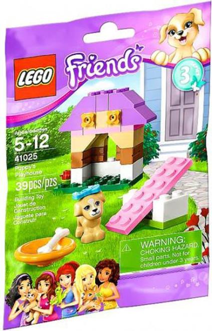LEGO Friends Puppy's Playhouse Mini Set #41025 [Bagged]