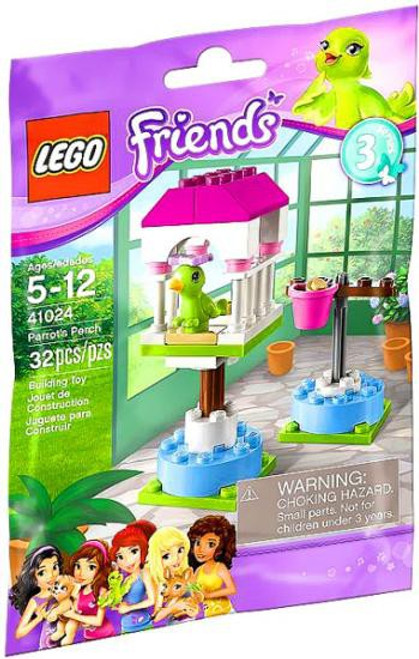 LEGO Friends Parrot's Perch Mini Set #41024 [Bagged]