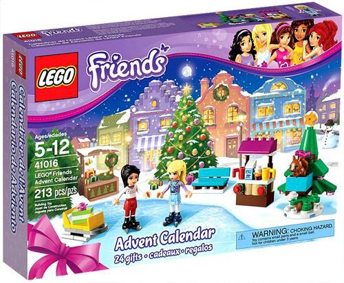 LEGO 2013 Friends Advent Calendar Set #41016