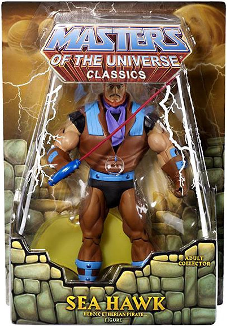 Masters of the Universe Classics Club Eternia Sea Hawk Exclusive Action Figure