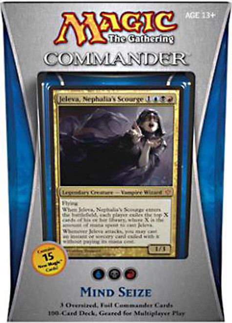 MtG Commander 2013 Mind Seize EDH Deck [Sealed Deck]