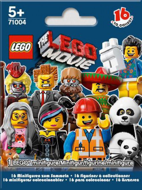 LEGO Minifigures The LEGO Movie Mystery Pack