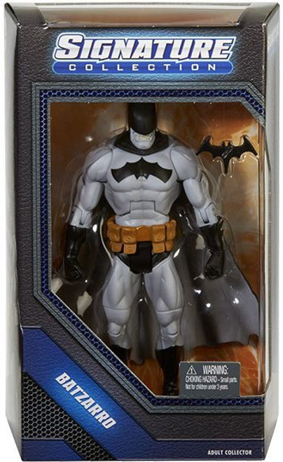 DC Universe Club Infinite Earths Signature Collection Batzarro Exclusive Action Figure