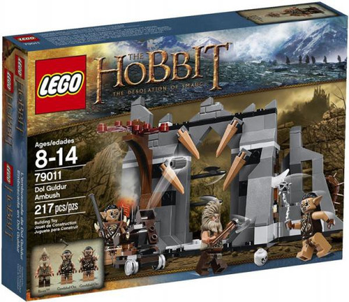 LEGO The Hobbit Dol Guldur Ambush Set #79011
