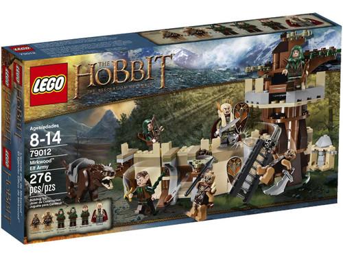 LEGO The Hobbit Mirkwood Elf Army Set #79012