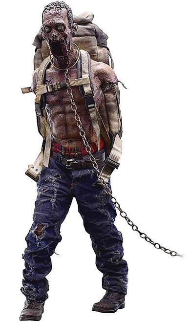Walking Dead ThreeZero Michonne's Pet Zombie Exclusive 1/6 Collectible Figure [Red]
