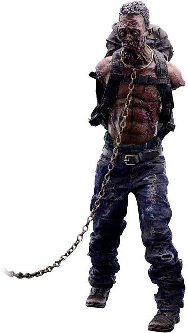 The Walking Dead ThreeZero Michonne's Pet Zombie Exclusive 1/6 Collectible Figure [Green]