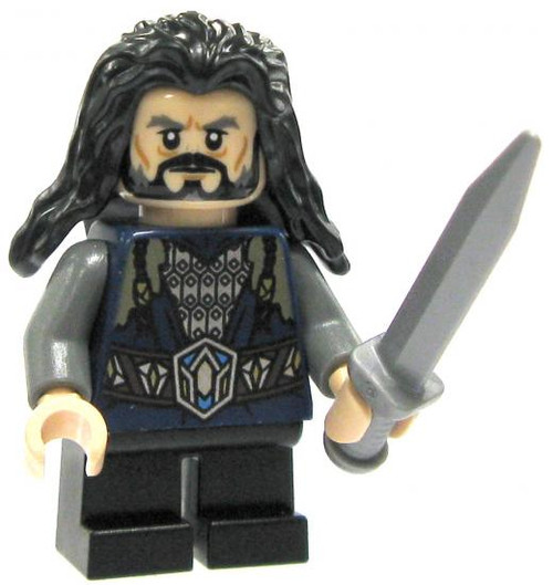 LEGO The Hobbit Loose Thorin Oakenshield Minifigure [Loose]