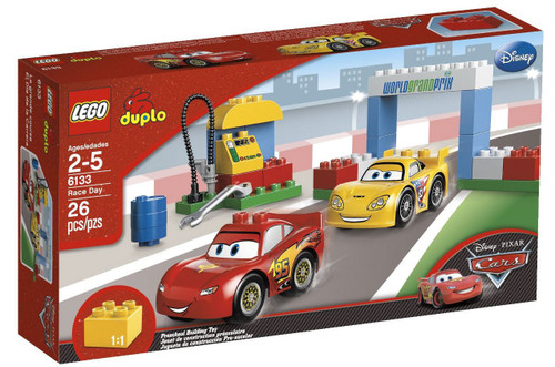 LEGO Disney Cars Duplo Cars Race Day Exclusive Set #6133
