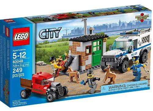 LEGO City Police Dog Unit Exclusive Set #60048