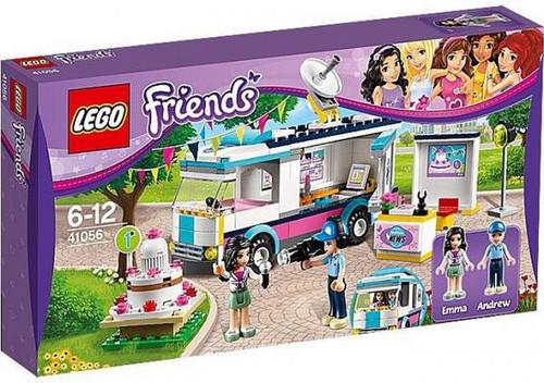 LEGO Friends Heartlake News Van Exclusive Set #41056