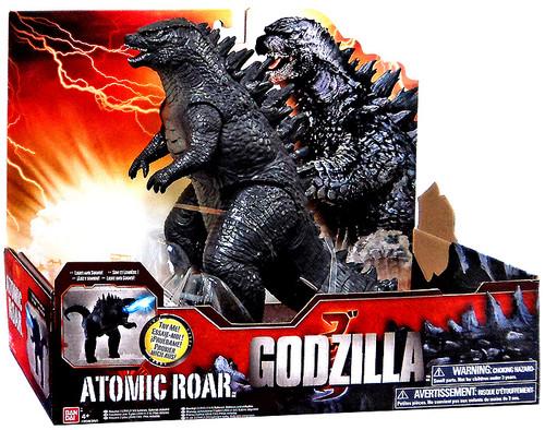 Godzilla 2014 Godzilla Action Figure [Atomic Roar]