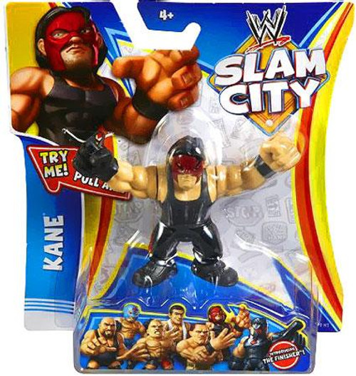 WWE Wrestling Slam City Kane Action Figure