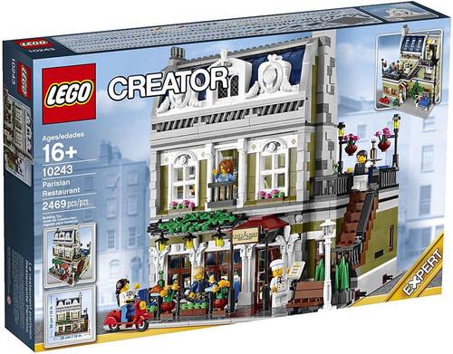 LEGO Creator Parisian Restaurant Set #10243