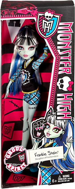 Monster High Ghoul Spirit Frankie Stein 10.5-Inch Doll