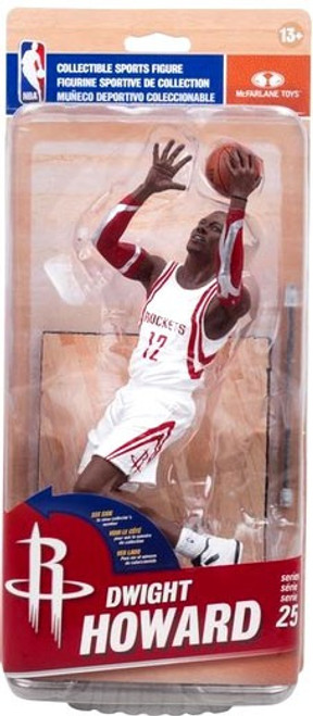 McFarlane Toys NBA Houston Rockets Sports Picks Series 25 Dwight Howard Action Figure
