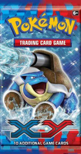Pokemon XY X & Y Booster Pack