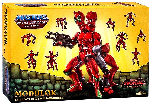 Masters of the Universe Classics Club Eternia Modulok Exclusive Action Figure