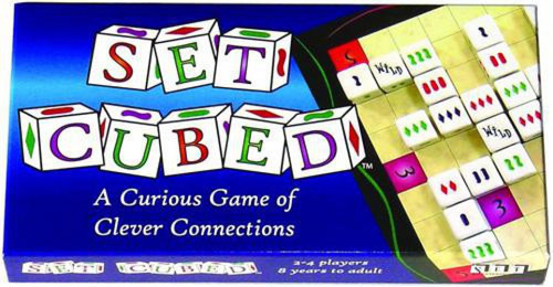 Set Cubed Board Game