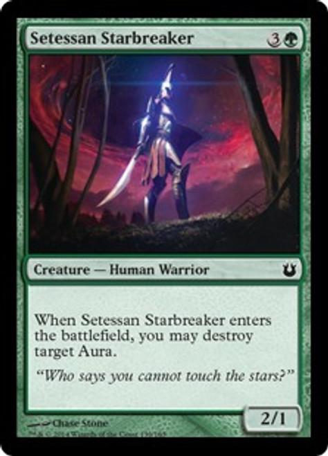 MtG Born of the Gods Common Setessan Starbreaker #139