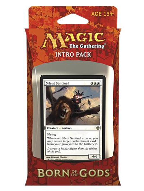 MtG Born of the Gods Gift of the Gods Intro Pack [Sealed]