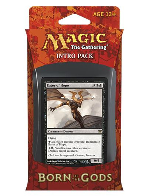 MtG Born of the Gods Death's Beginning Intro Pack [Sealed]