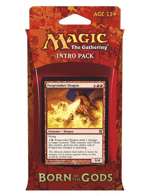MtG Born of the Gods Forged in Battle Intro Pack [Sealed]
